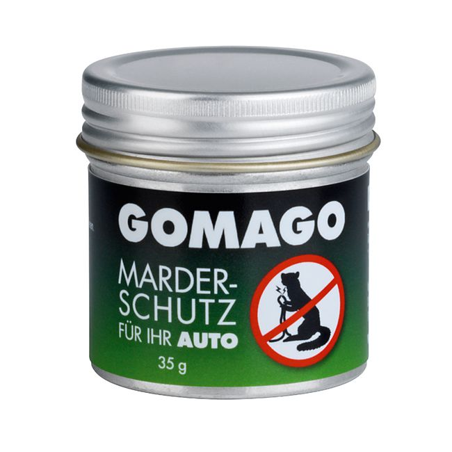 GOMAGO Mardervergrämung Auto 35g - Bild 1