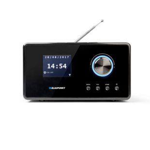 Blaupunkt IRD 300 BK Internetradio mit DAB+ schwarz - Bild 1