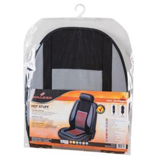 Autositz Heizkissen Sitzheizung Hot Stuff schwarz/grau - Bild 1