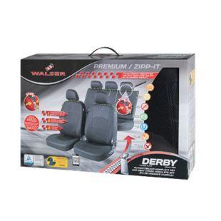 Derby Autositzbezüge Premium Komplett Set - Bild 1
