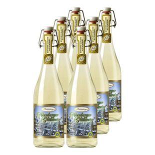 Meistersinger Nürnberger Glühwein aus Weißwein g.g.A. 9,0 % vol 6 x 0,75 Liter - Bild 1
