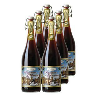 Meistersinger Heidelbeer-Glühwein 8,5 % vol 6 x 0,75 Liter - Bild 1