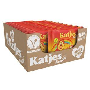 Katjes Fruchtgummi Vita-Bär 300 g, 20er Pack - Bild 1