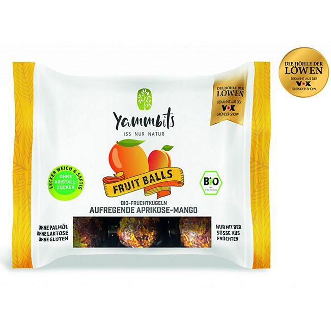 Yammbits Fruchtkugeln versch. Sorten 70g - Bild 1