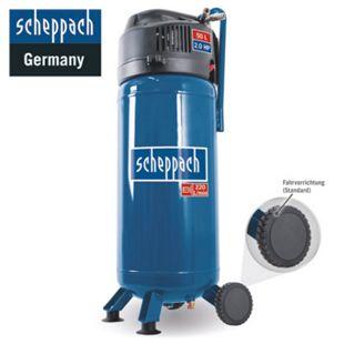 Scheppach Kompressor HC51V inkl. 10m Schlauch & 5tlg. Zubehör-Set - Bild 1