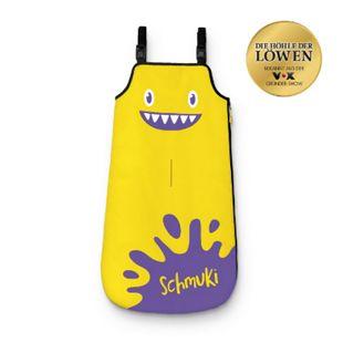 Schmuki Schmutzschutzsack gelb für Kinder - Bild 1