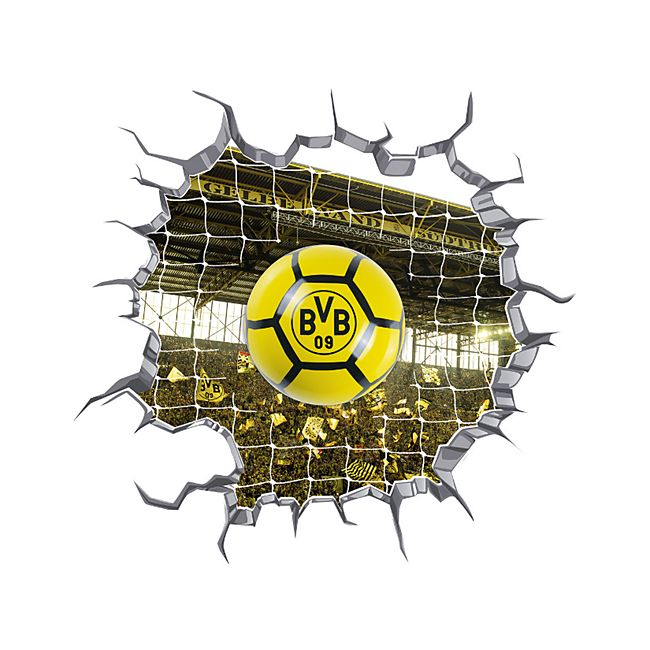 BVB Wandtattoo LED-Ball 4,5V mehrfarbig Touchsensor - Bild 1