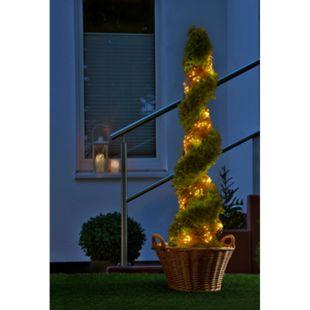 Dekor LED Lichterschweif bernstein 8-Modifunktionen - Bild 1