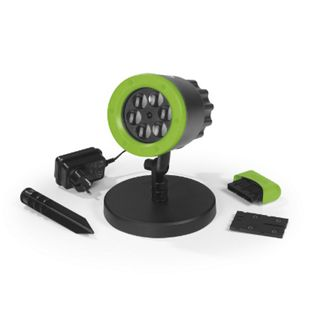 BMG LED-Motivstrahler 7,5W schwarz/grün - Bild 1