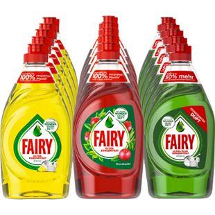 Fairy Handspülmittel 450 ml, verschiedene Sorten, 15er Pack - Bild 1