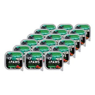 4 PAWS Hundenahrung Lamm Karotte 300 g, 18er Pack - Bild 1