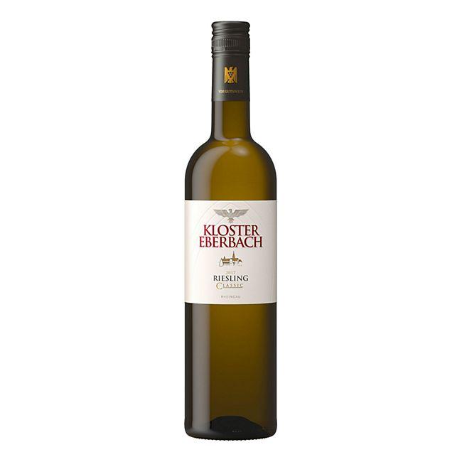 Kloster Eberbach Riesling Classic Qualitätswein weiß 12,0 % vol 0,75 Liter - Bild 1