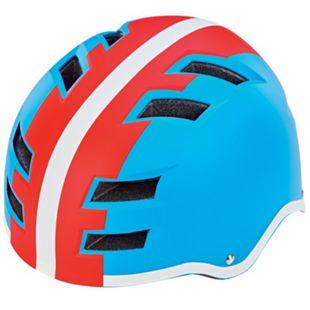 Prophete Fahrradhelm blau, einstellbarer Kopfring 55 - 58 cm - Bild 1