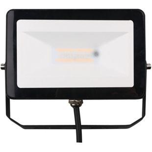 LED Außenstrahler RGB+ 10W schwarz - Bild 1