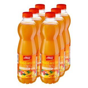 Fruchtstern Mango-Nektar 1 Liter, 6er Pack - Bild 1