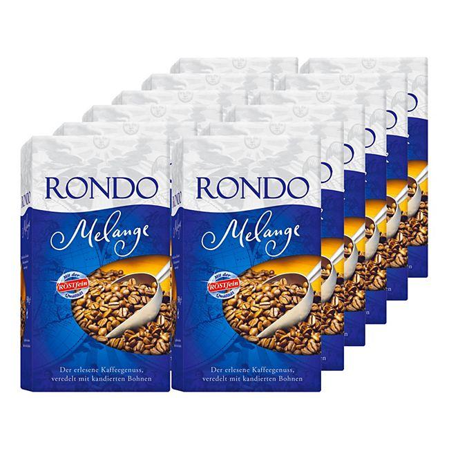 Röstfein Rondo Melange 500 g, 12er Pack - Bild 1