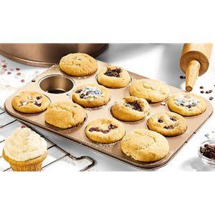 Kitchen Club Karbon Muffinform - Bild 1