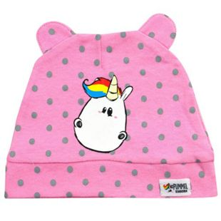 Baby Mütze Lizenz Pummeleinhorn - Bild 1