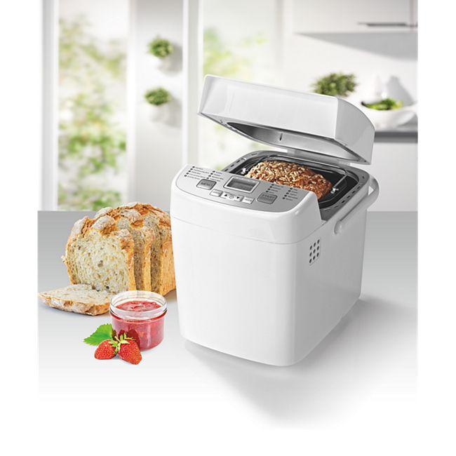 MAXXMEE Brotbackautomat 500W weiß - Bild 1