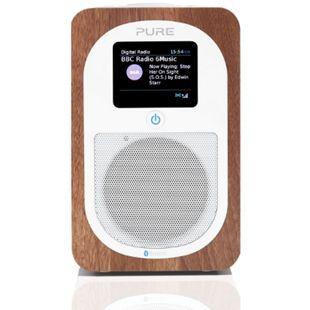 Tragbares Digital- und UKW-Radio mit Bluetooth Pure Evoke H3 - Bild 1