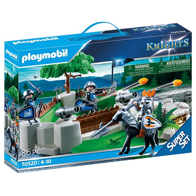 Playmobil Super Set Ritterbastion - Bild 1