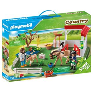 Playmobil SuperSet Koppel mit Pferdebox - Bild 1