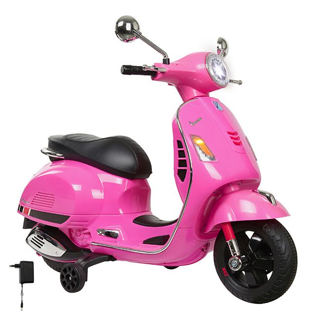 Ride-on Vespa pink 12V - Bild 1