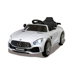 Ride-on Mercedes-Benz AMG GT R weiß 2,4G 12V - Bild 1