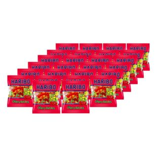 Haribo Cherry Babies 300 g, 26er Pack - Bild 1