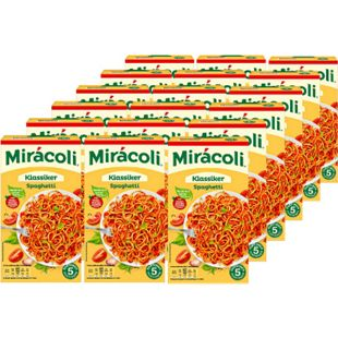 Miracoli Spaghetti mit Tomatensauce 616 g, 18er Pack - Bild 1