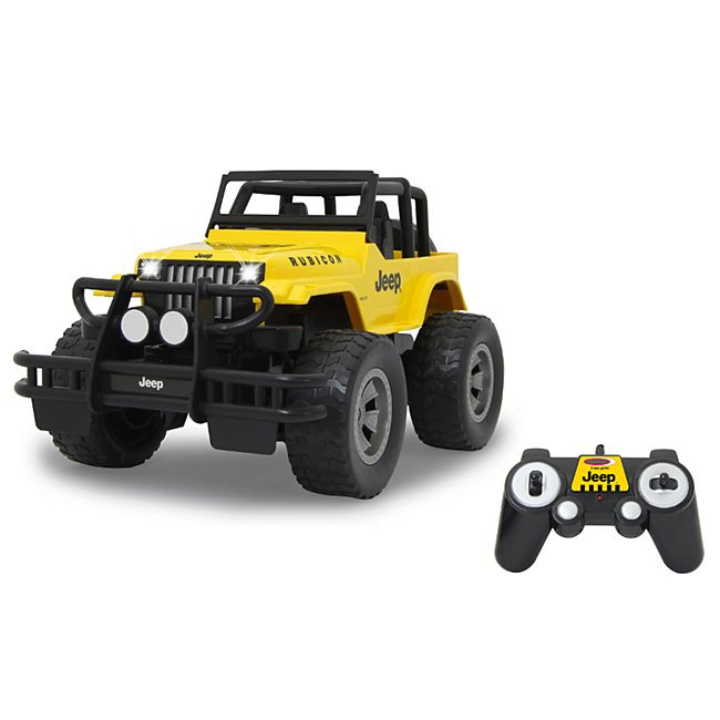 Jeep Wrangler Rubicon 1:12 2,4GHz - Bild 1