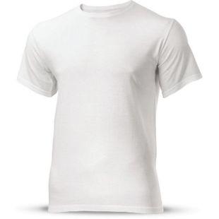 3er Pack Herren Unterzieh-Shirt GOTS weiß Gr. M - Bild 1