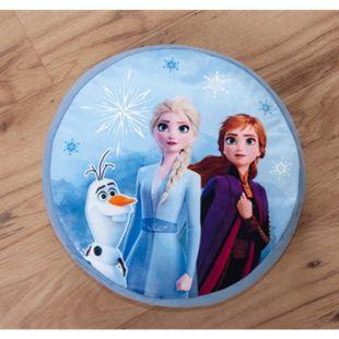 Kinder Lizenz Dekokissen Glow in the Dark Frozen 2 - Bild 1