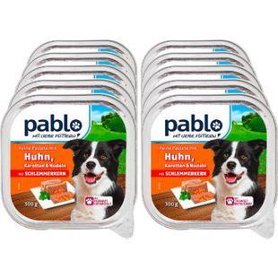 Pablo Schlemmerkern mit Huhn 300 g, 10er Pack - Bild 1