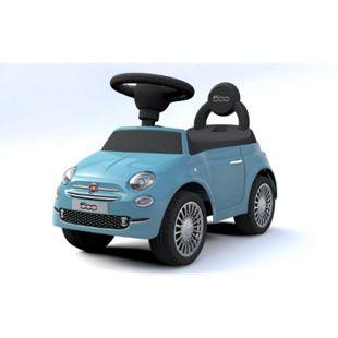 Cabino Spielfahrzeug Rutschauto Fiat 500 Blau - Bild 1