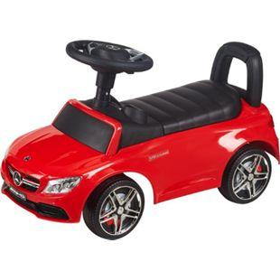 Cabino Spielfahrzeug Rutschauto Mercedes rot - Bild 1