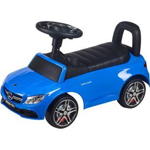 Cabino Spielfahrzeug Rutschauto Mercedes blau - Bild 1