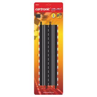 Car Speed Doppelgerade - Ausbau-Set für die Carspeed Autorennbahnen - Bild 1
