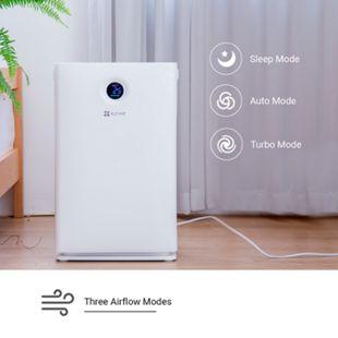 EZVIZ Air Purifier Luftreiniger mit 4 Stufen-Filterung, inkl. HEPA-Filter weiß - Bild 1