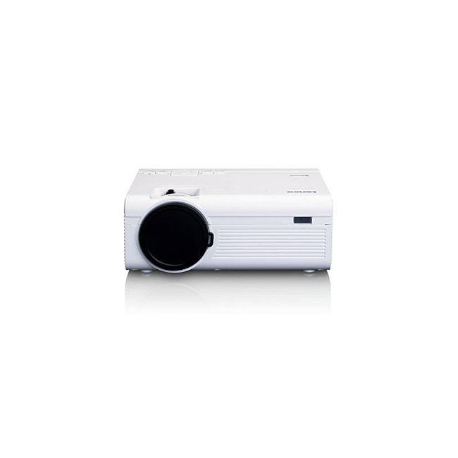 Lenco LPJ-300WH LCD Projektor mit BT, HDMI, USB und SD - Bild 1