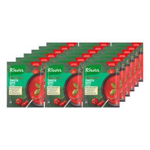 Knorr Feinschmecker Tomatensuppe Toscana ergibt 0,5 Liter, 18er Pack - Bild 1