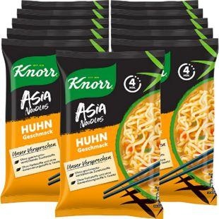 Knorr Express Nudeln Huhn 70 g, 11er Pack - Bild 1