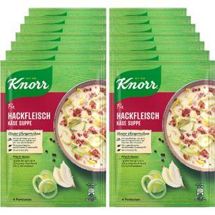 Knorr Fix für Hackfleisch-Käse-Suppe 58 g, 14er Pack - Bild 1
