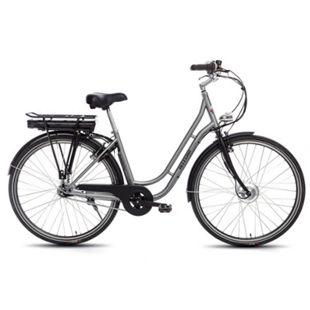 "Allegro Boulevard Plus 03 28"" E-Bike silber - Bild 1"