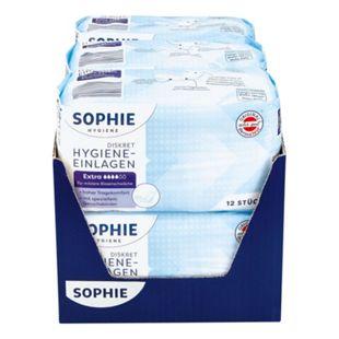 Sophie Hygiene Einlagen Extra 12 Stück, 6er Pack - Bild 1