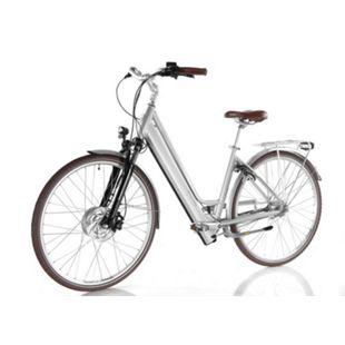 """Allegro Invisible City Plus 28"""" E-Bike silber - Bild 1"""