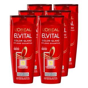 Elvital Shampoo Color 300 ml, 6er Pack - Bild 1