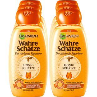 Garnier Wahre Schätze Shampoo Honig 250 ml, 6er Pack - Bild 1