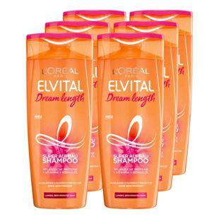 Elvital Shampoo Dream Length 300 ml, 6er Pack - Bild 1