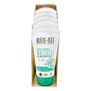 BLÜTE-ZEIT Waschgel Melisse 150 ml, 6er Pack - Bild 1